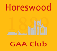 Welcome to Horeswood GAA